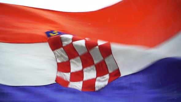 Thumbnail for Croatia Flag