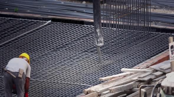 Thumbnail for Pouring Concrete
