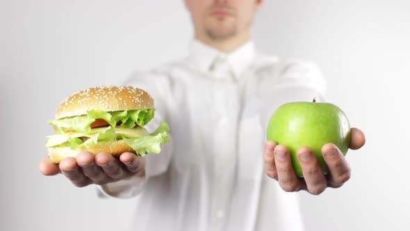 Thumbnail for Healthy Vs Unhealthy Food