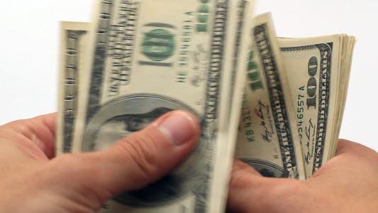 Thumbnail for Counting Dollar Bills