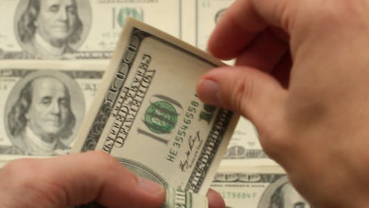 Thumbnail for Counting Dollar Bills 3