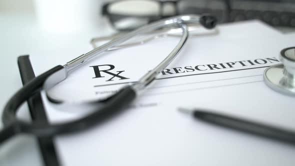 Rx Prescription