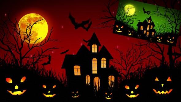 Thumbnail for Halloween Castle IV