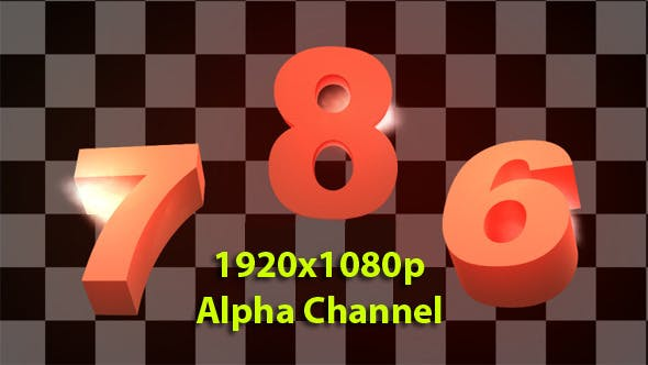 Cover Image for 3D Countdown