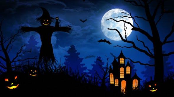 Thumbnail for Halloween Scare Crow II