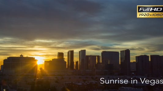 Thumbnail for Las Vegas Sunrise