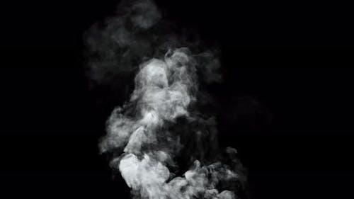 Dampf Rauch