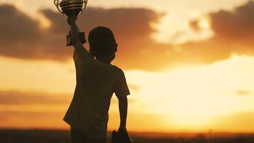 Victory Winner Win Success Concept