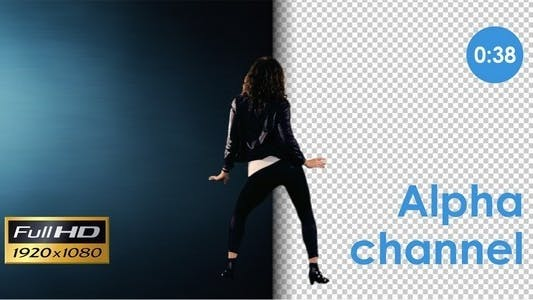 Thumbnail for The Dancing Girl 5