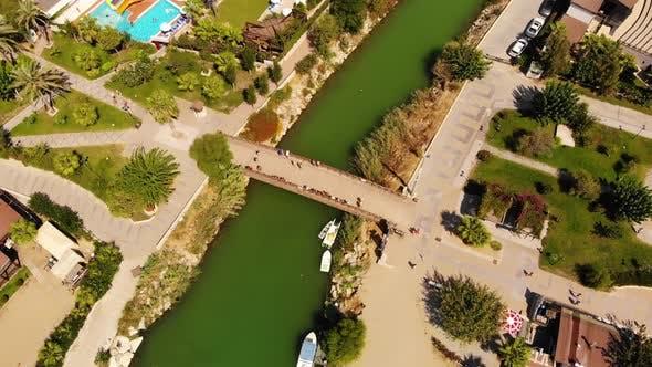 Thumbnail for Mediterranean Water Bridge and Resort Hotels