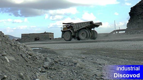 Thumbnail for Heavy Mining Dump Trucks