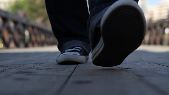 Thumbnail for Stepping Over