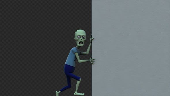 Thumbnail for Zombie Opening Animation