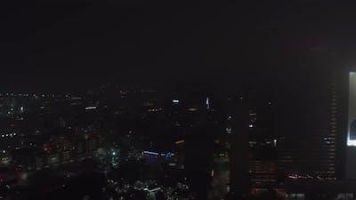 Aerial Low Light Scene