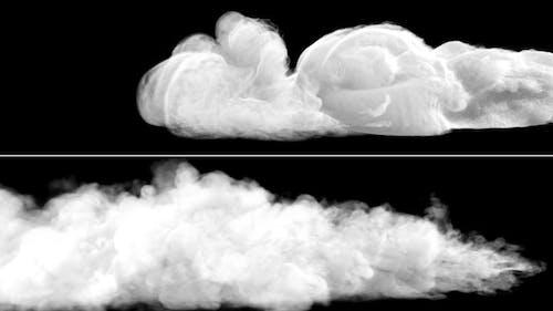Smoke Wave On Floor
