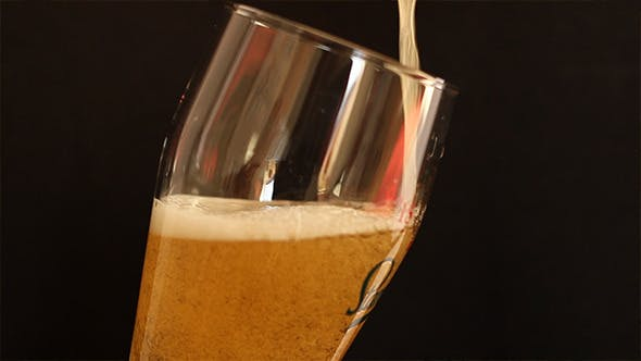 Thumbnail for Filling a Glass of Beer