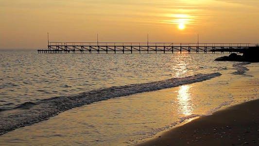 Thumbnail for Sunset Seascape