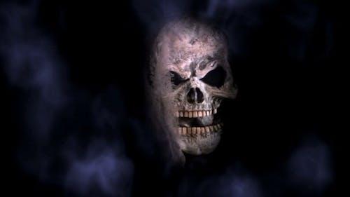Maske des Todes