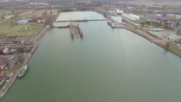Thumbnail for Shipyard or Dockyard