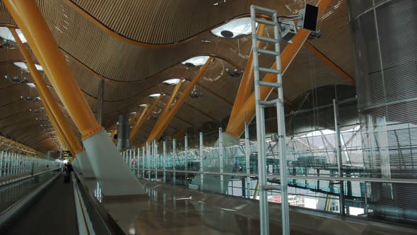 Thumbnail for Madrid Barajas Airport