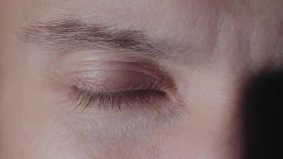 Eyes Mature Men
