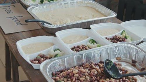 Free Food for Needy People