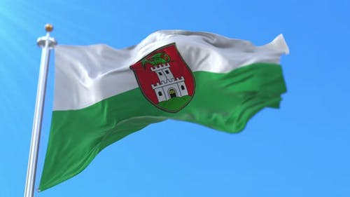Ljubljana Flag, Slovenia