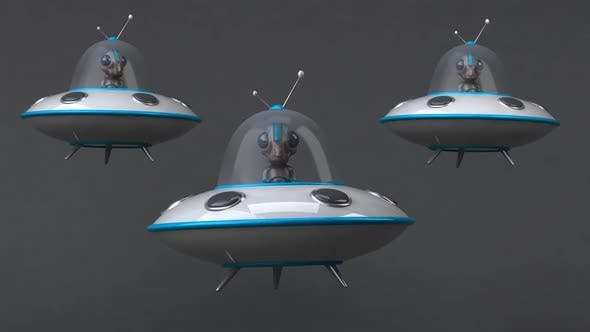 Thumbnail for Aliens and ufo