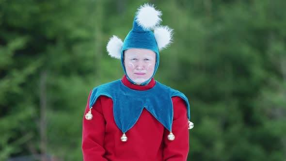 Thumbnail for Sad Christmas elf