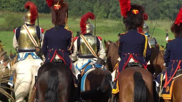 Cavalry army of Napoleon