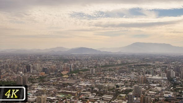 Thumbnail for Panoramic View Of Santiago De Chile