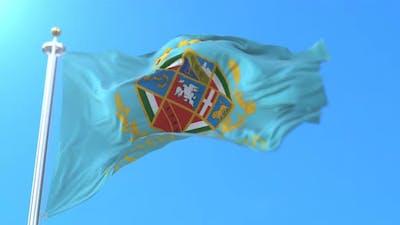 Lazio Flag, Italy