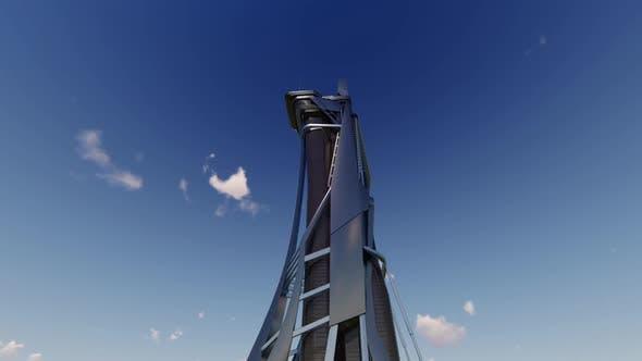 Thumbnail for Futuristic Building