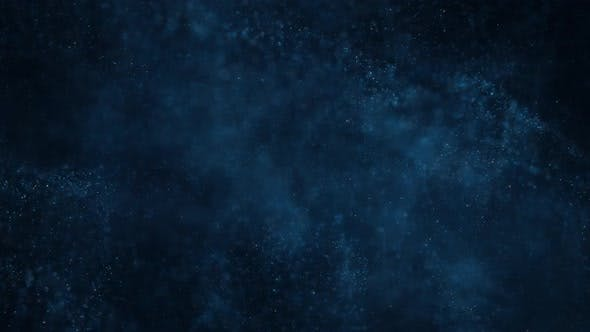 Thumbnail for Blue Particles Clouds
