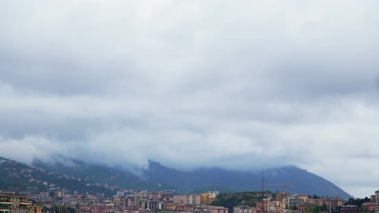 Thumbnail for Genoa Cloudscape Italy