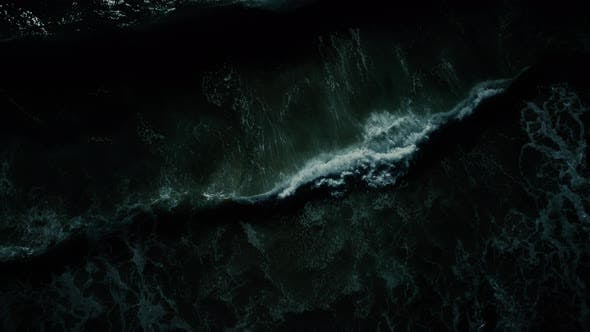 Thumbnail for Sea Waves at Night