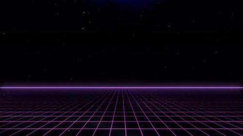 80s Retro Style