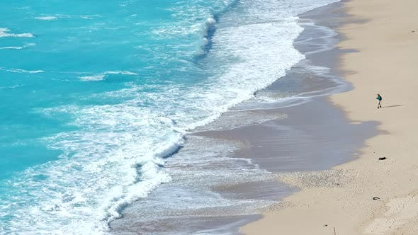 Thumbnail for Sea Wave And Sand