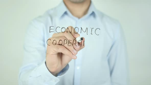 Cover Image for Economic Cooperation, Writing On Screen