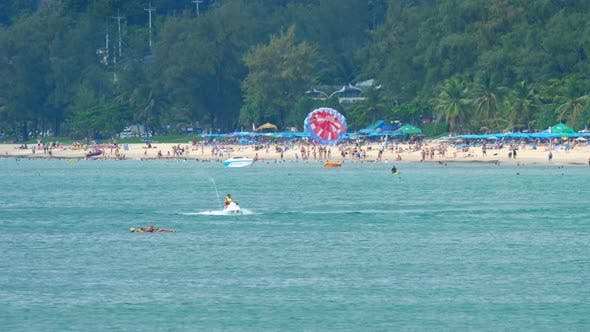Cover Image for High Season in Karon Beach in Phuket