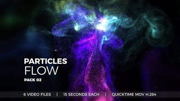 Thumbnail for Particles Flow Vol. 02