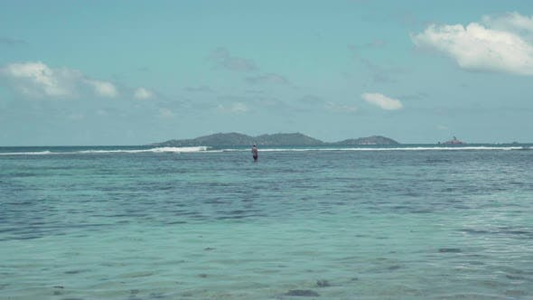 Thumbnail for Praslin Island Beautiful Seascape