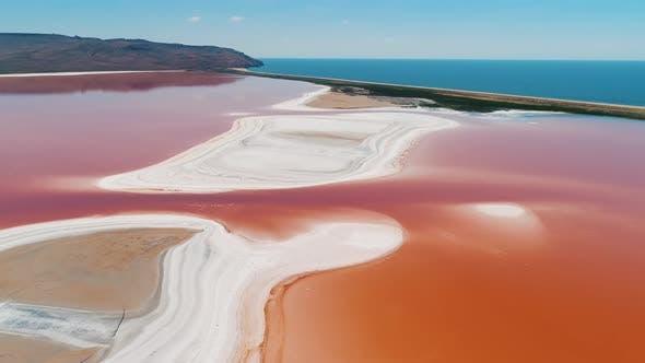 Laguna Colorado or Red Lake