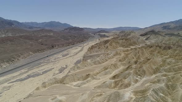 Thumbnail for Aerial view of Death Valley