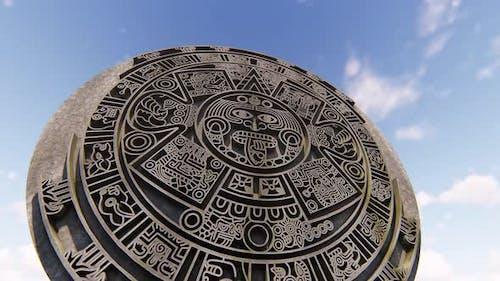 Mayan Aztec Stone