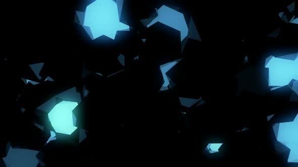 Thumbnail for Abstrakt Glow Geometric HD