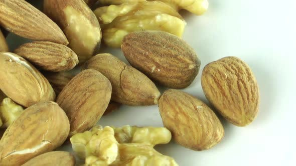 Thumbnail for Walnuts And Almonds Are Rotating