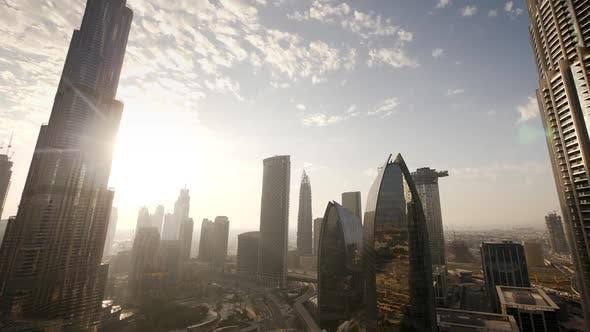 Thumbnail for Cityscape Metropolis Urban City Center Area