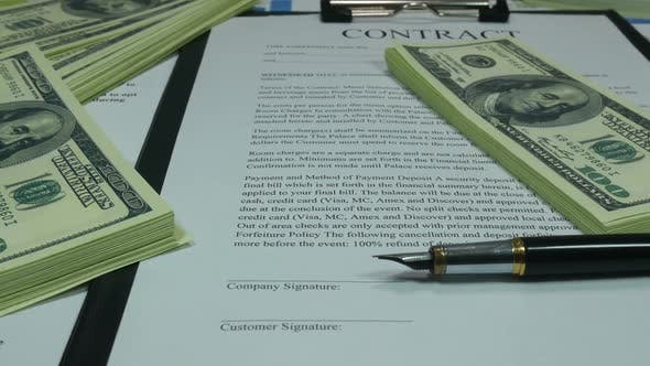 Thumbnail for Contract And Financial Investments