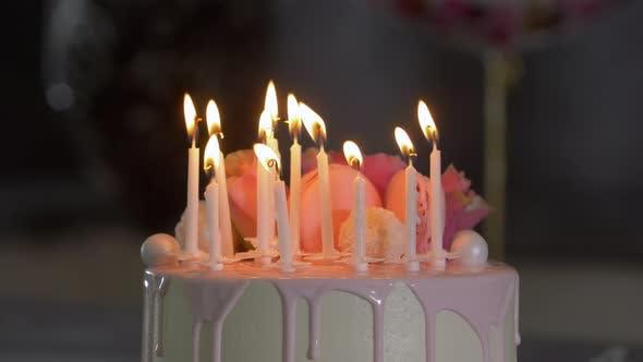 Thumbnail for Kuchen mit Kerzen